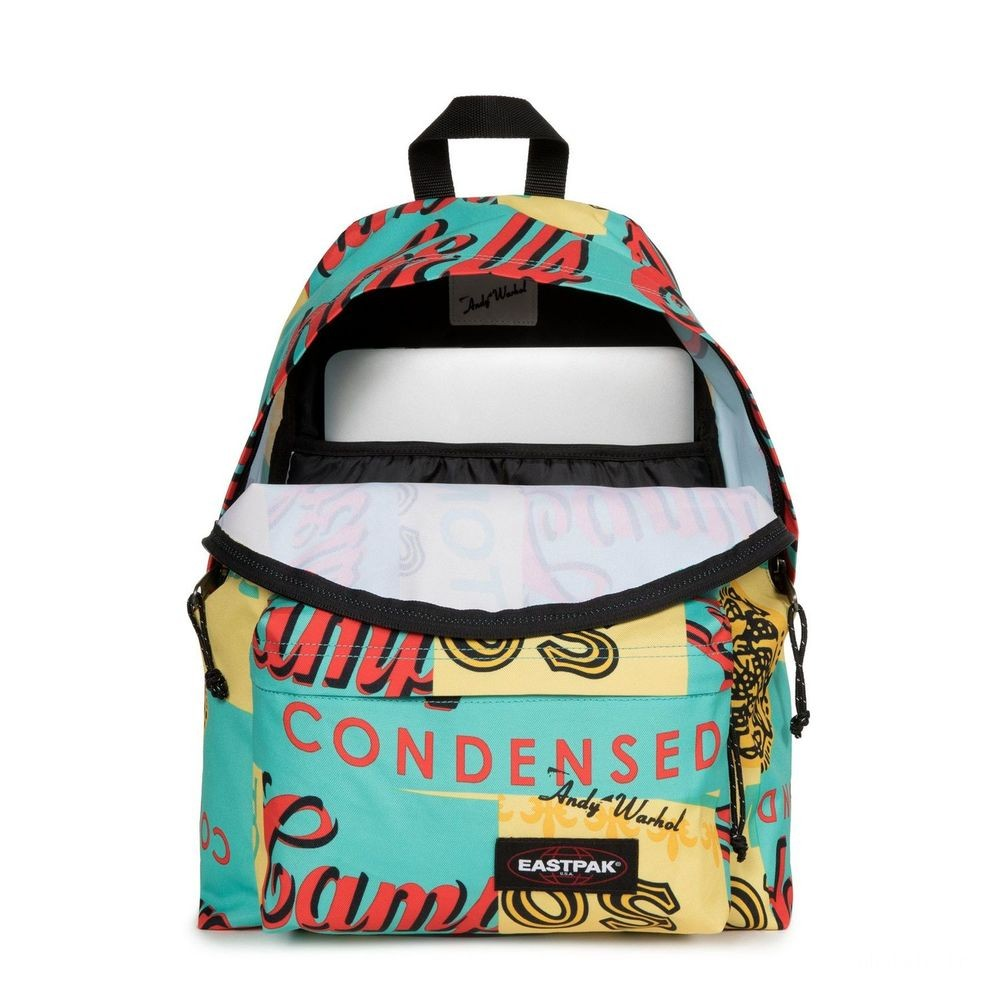Eastpak Padded Pak'r® Andy Warhol Mint